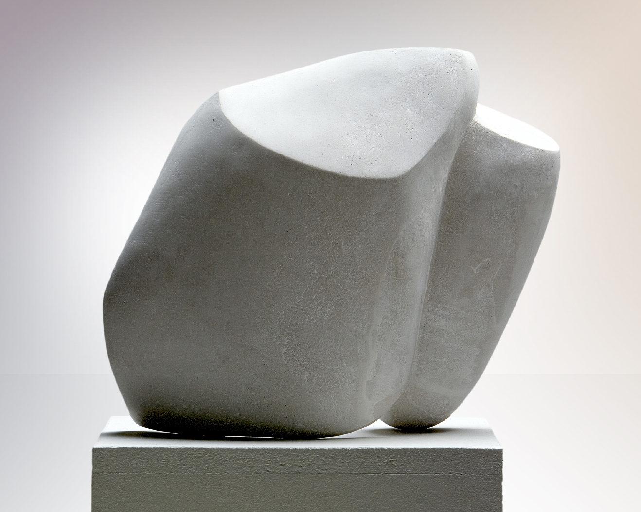 Focus sculpture béton Eggeling en vente sur Savannah Bay