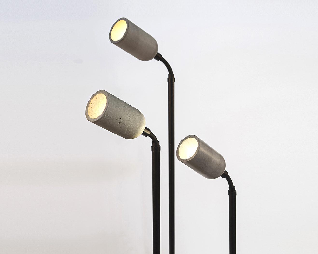 Zhan Floor lamp by Bentu Design 2