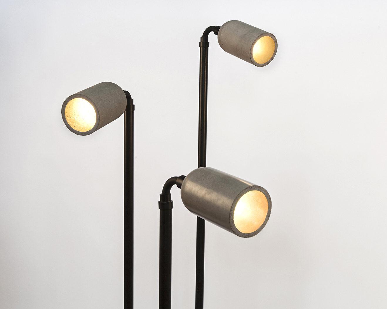 Zhan Floor lamp by Bentu Design 1