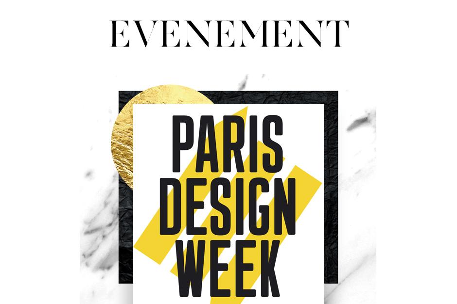 Savannah Bay et Hormé participent à la Paris Design Week et Now Le Off | Septembre 2017 1