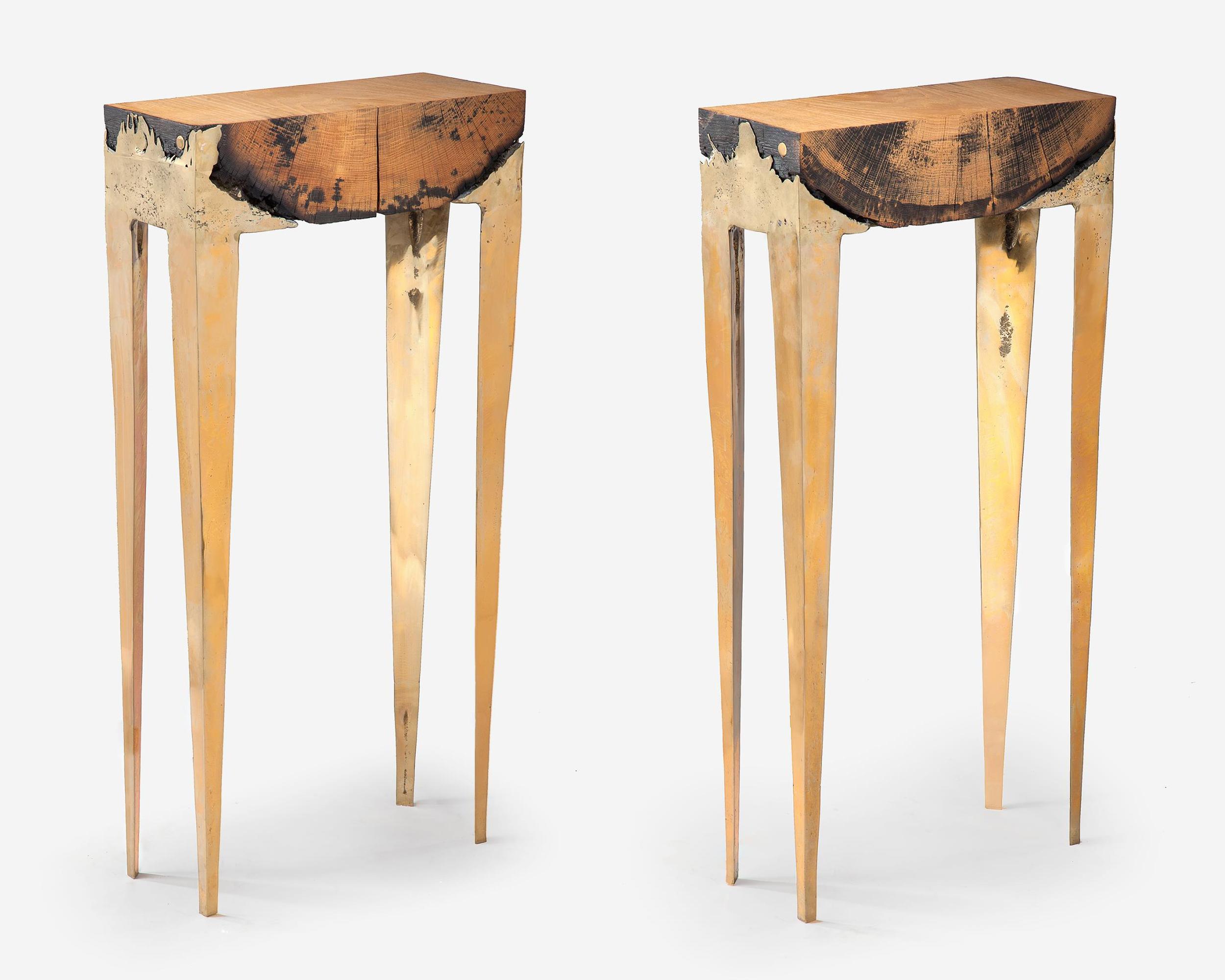 Hilla Shamia - Wood Casting 005 | Savannah Bay Gallery
