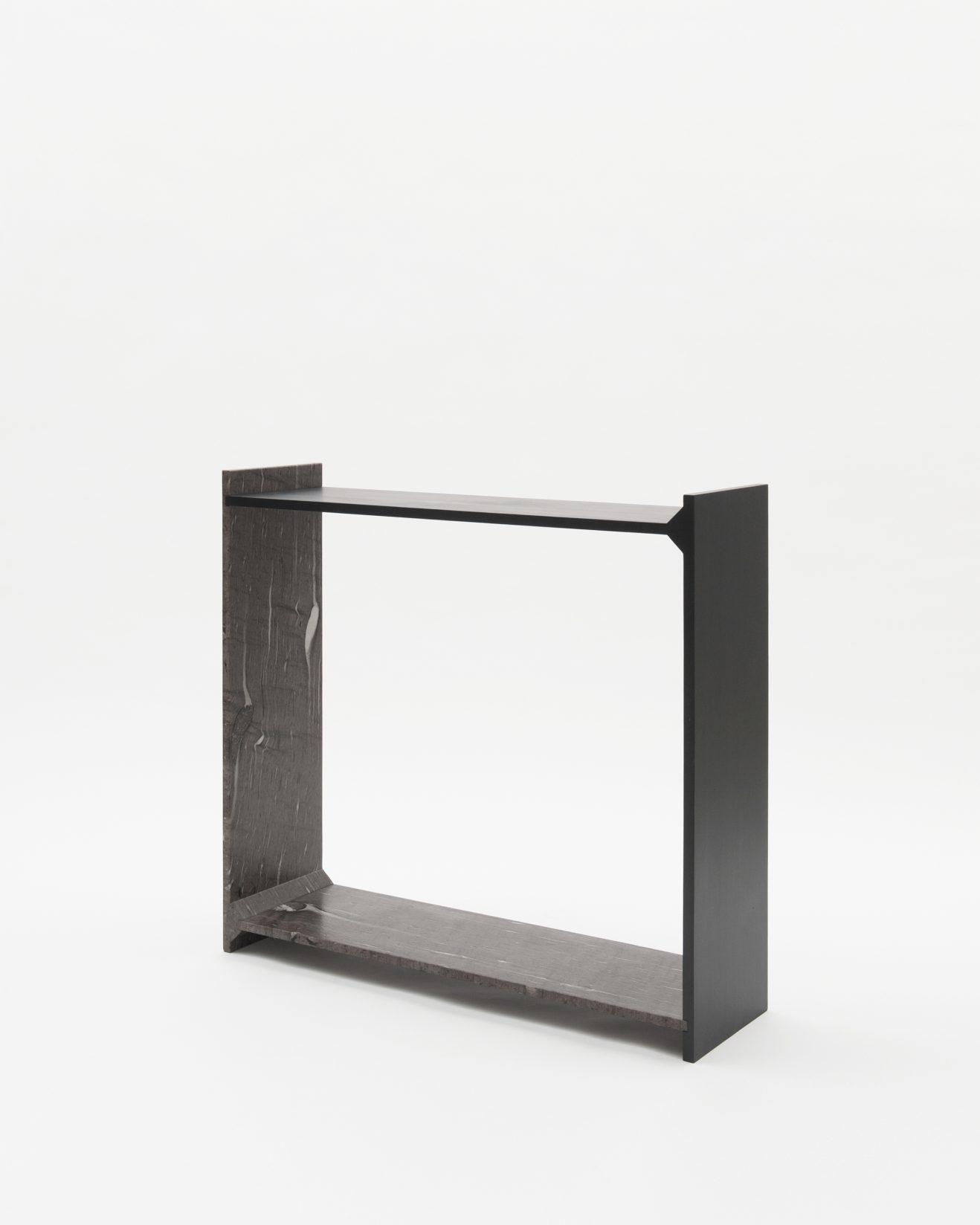 A-symmetry Console by Frédéric Saulou 3