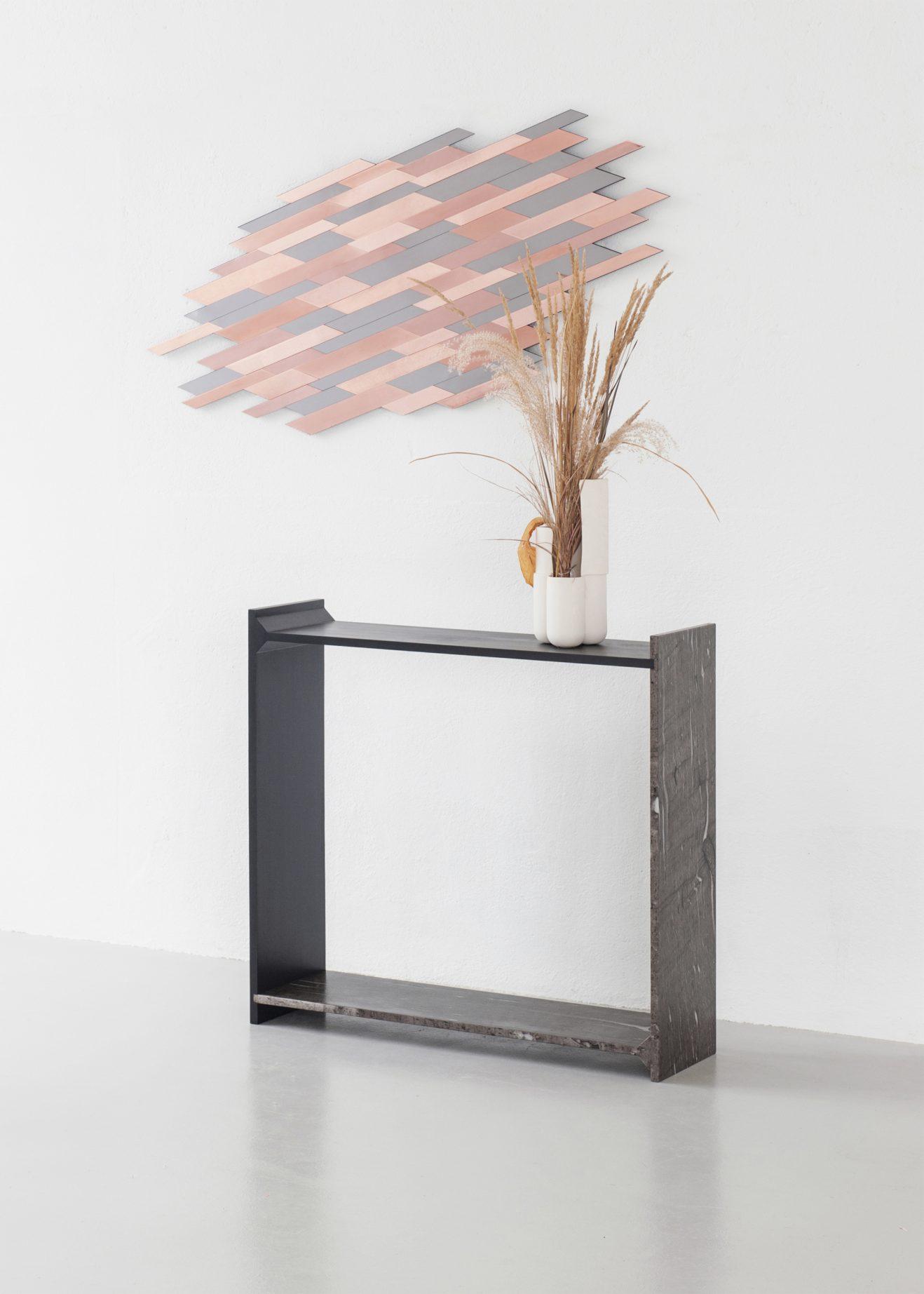 A-symmetry Console by Frédéric Saulou 2