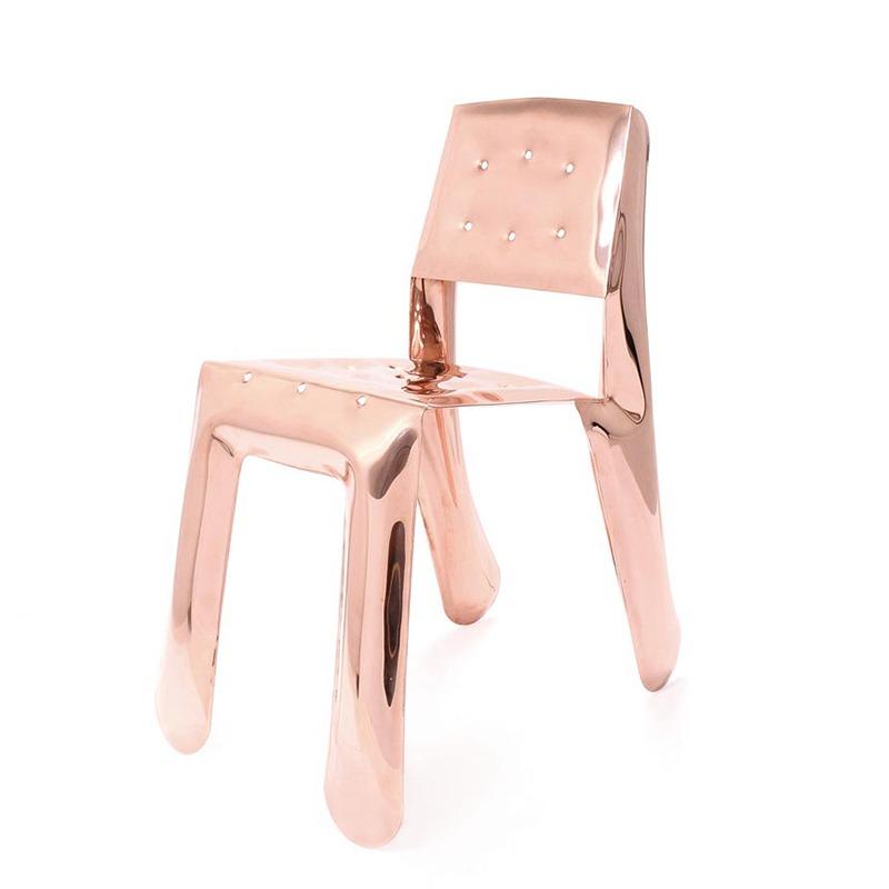 Chippensteel Chair (copper) by Zieta 1
