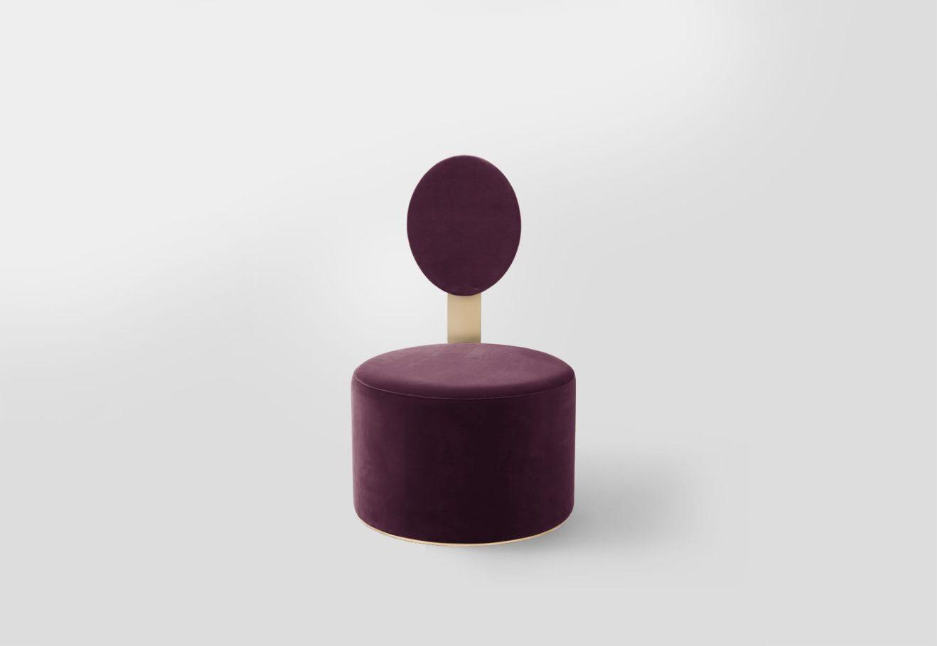 Fauteuil Pop par Artefatto x Secolo 2