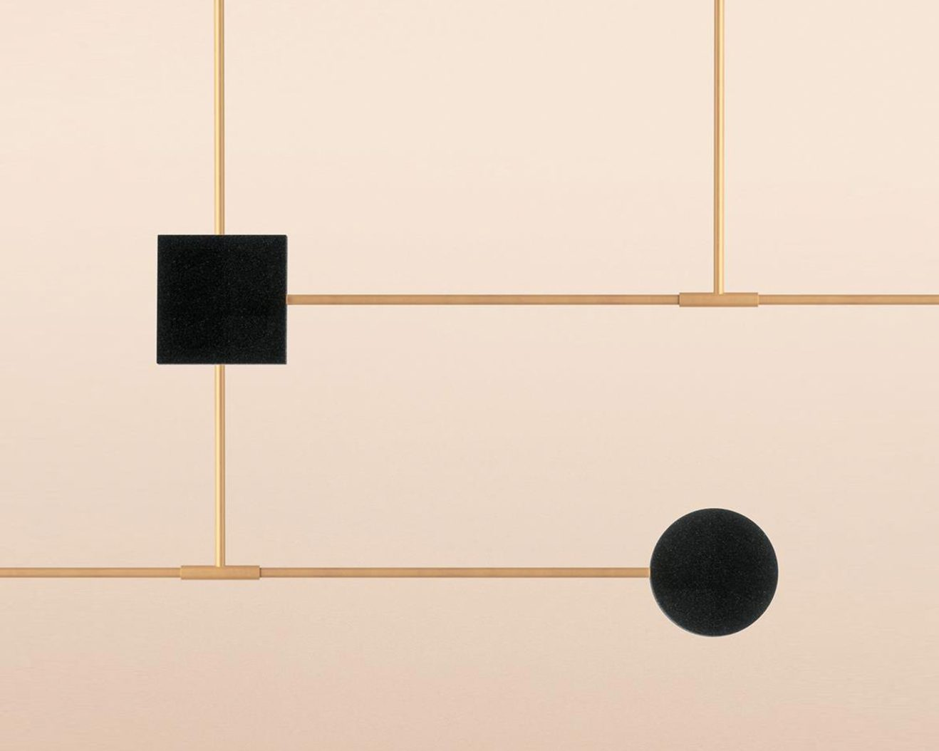 Wishnya-Suspension-Libra-Disc-Brass-Ambiance-Savannah-Bay-Gallery