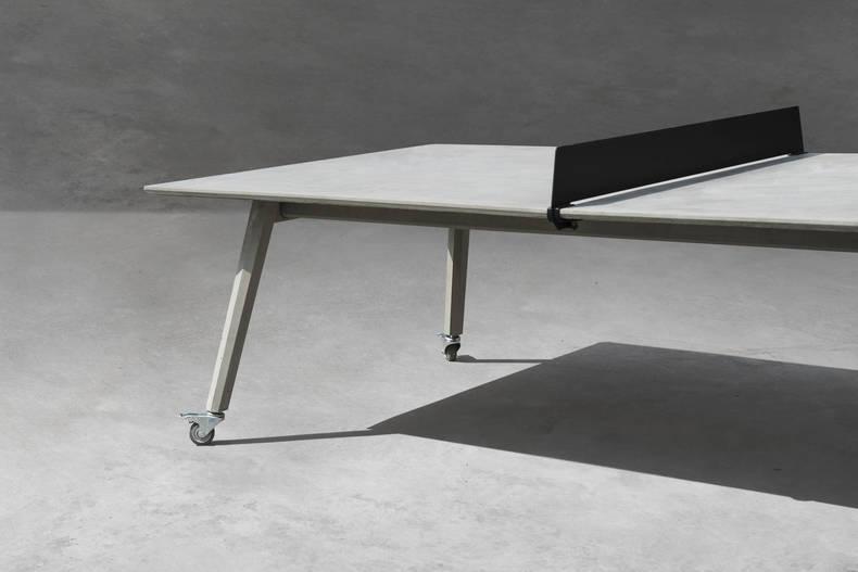 ZHONG Ping-Pong Table by Bentu Design 1