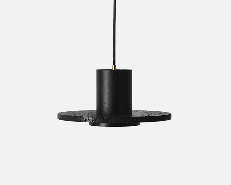 Buzao-Calm-Big-Lava-Stone-Pendant-Lamp-Savannah-Bay-Gallery-2