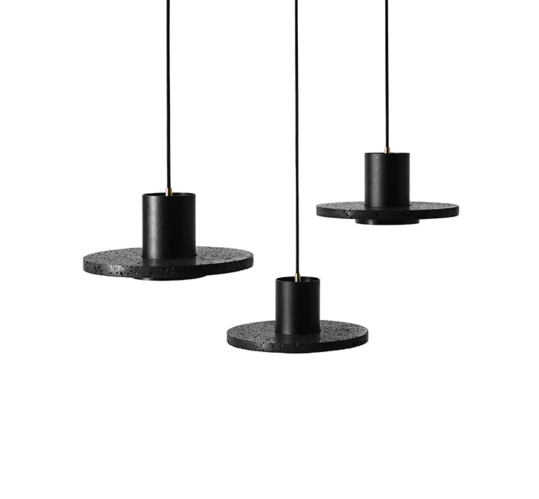 Buzao-Calm-Big-Lava-Stone-Pendant-Lamp-Savannah-Bay-Gallery-3