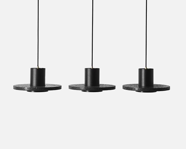 Buzao-Calm-Big-Lava-Stone-Pendant-Lamp-Savannah-Bay-Gallery
