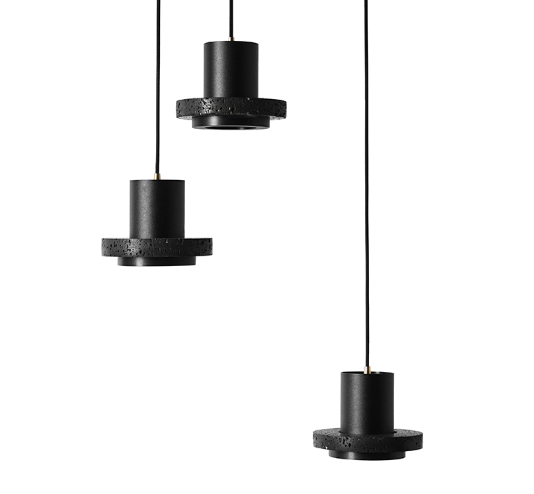 Buzao-Calm-Small-Lava-Stone-Pendant-Lamp-Savannah-Bay-Gallery-5
