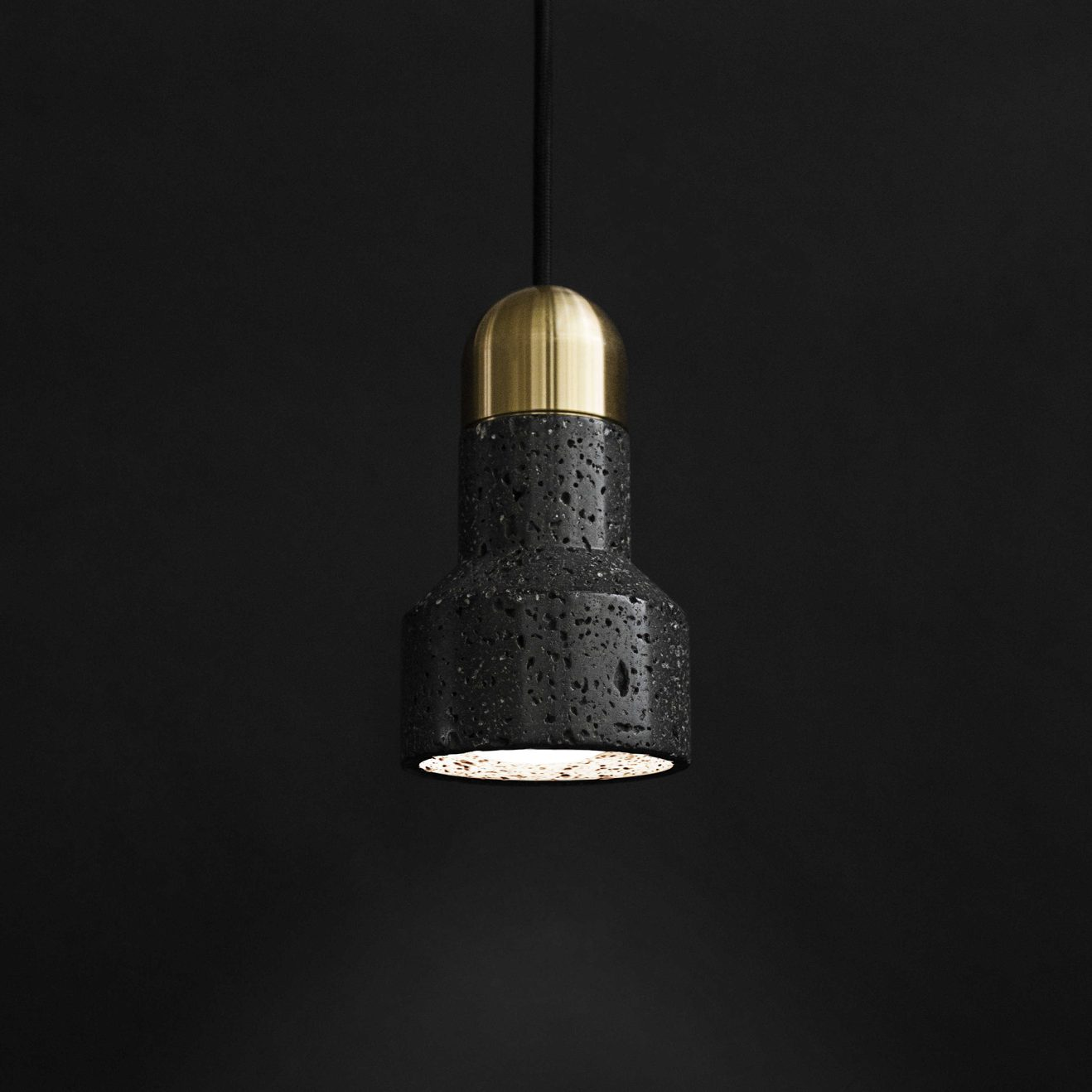 Buzao-Qie-Lava-Stone-Pendant-Lamp-Savannah-Bay-Gallery-3