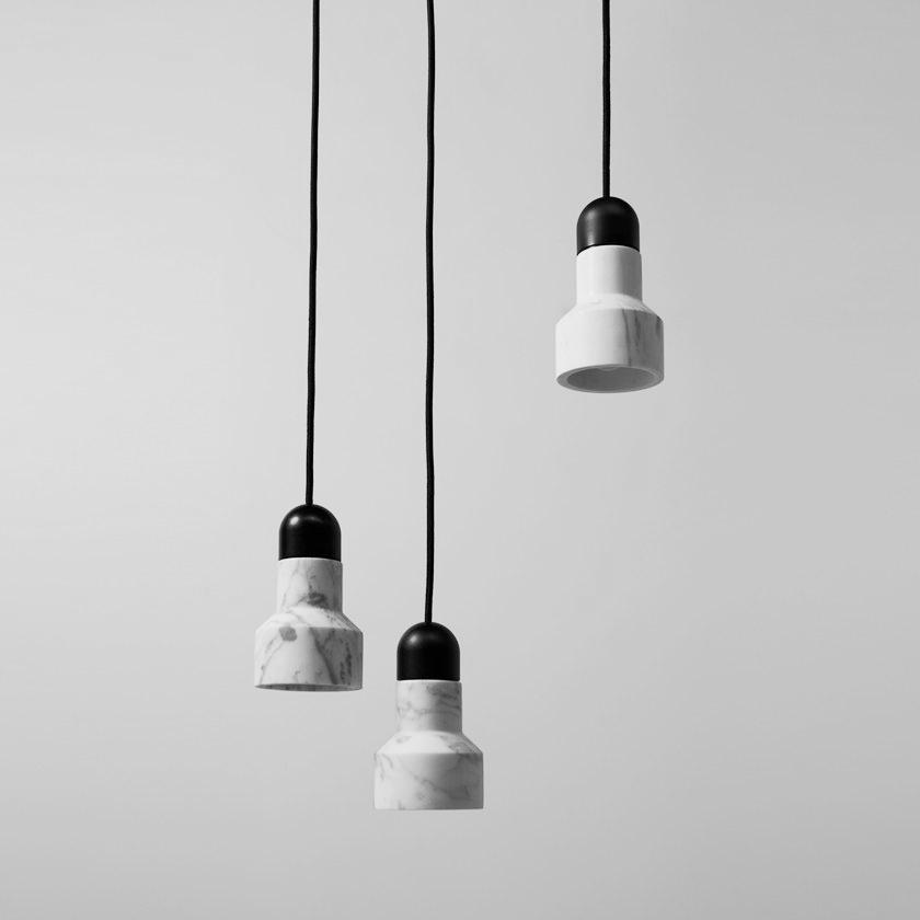 Buzao-Qie-Marble-Pendant-Lamp-Savannah-Bay-Gallery-4