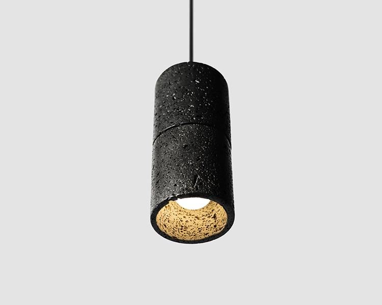 Buzao-Ri-Lava-Stone-Pendant-Lamp-Savannah-Bay-Gallery_2