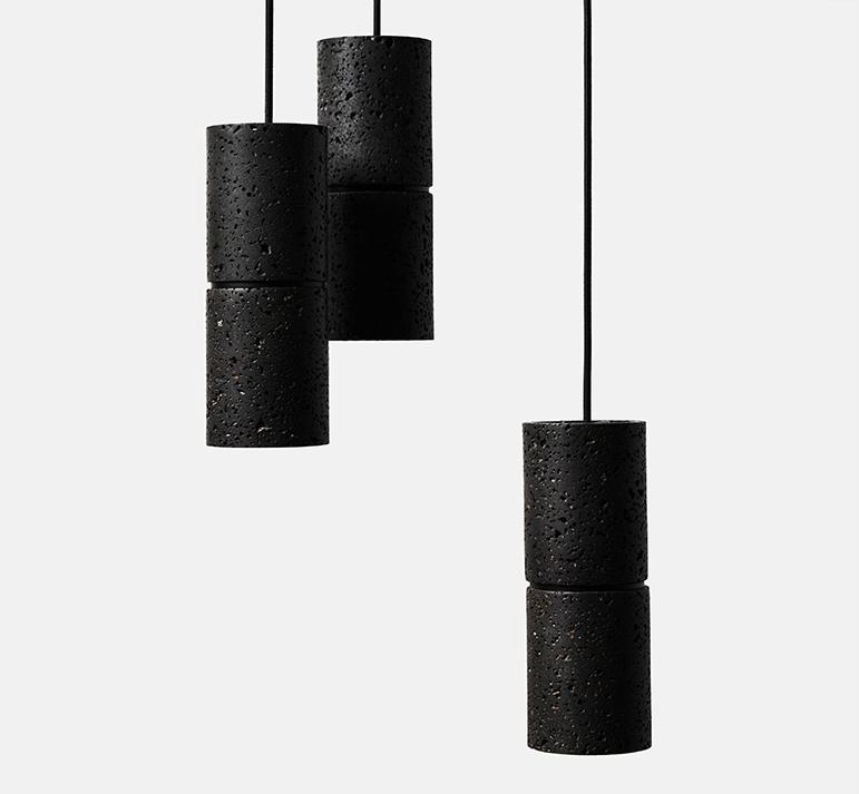 Buzao-Ri-Lava-Stone-Pendant-Lamp-Savannah-Bay-Gallery_3