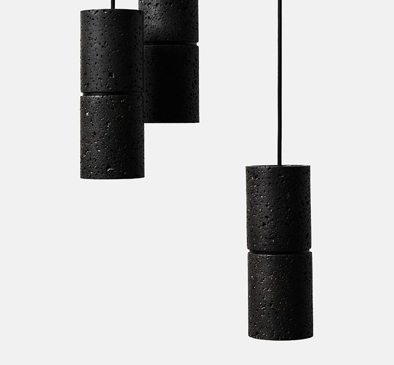 Buzao-Ri-Lava-Stone-Pendant-Lamp-Savannah-Bay-Gallery_7