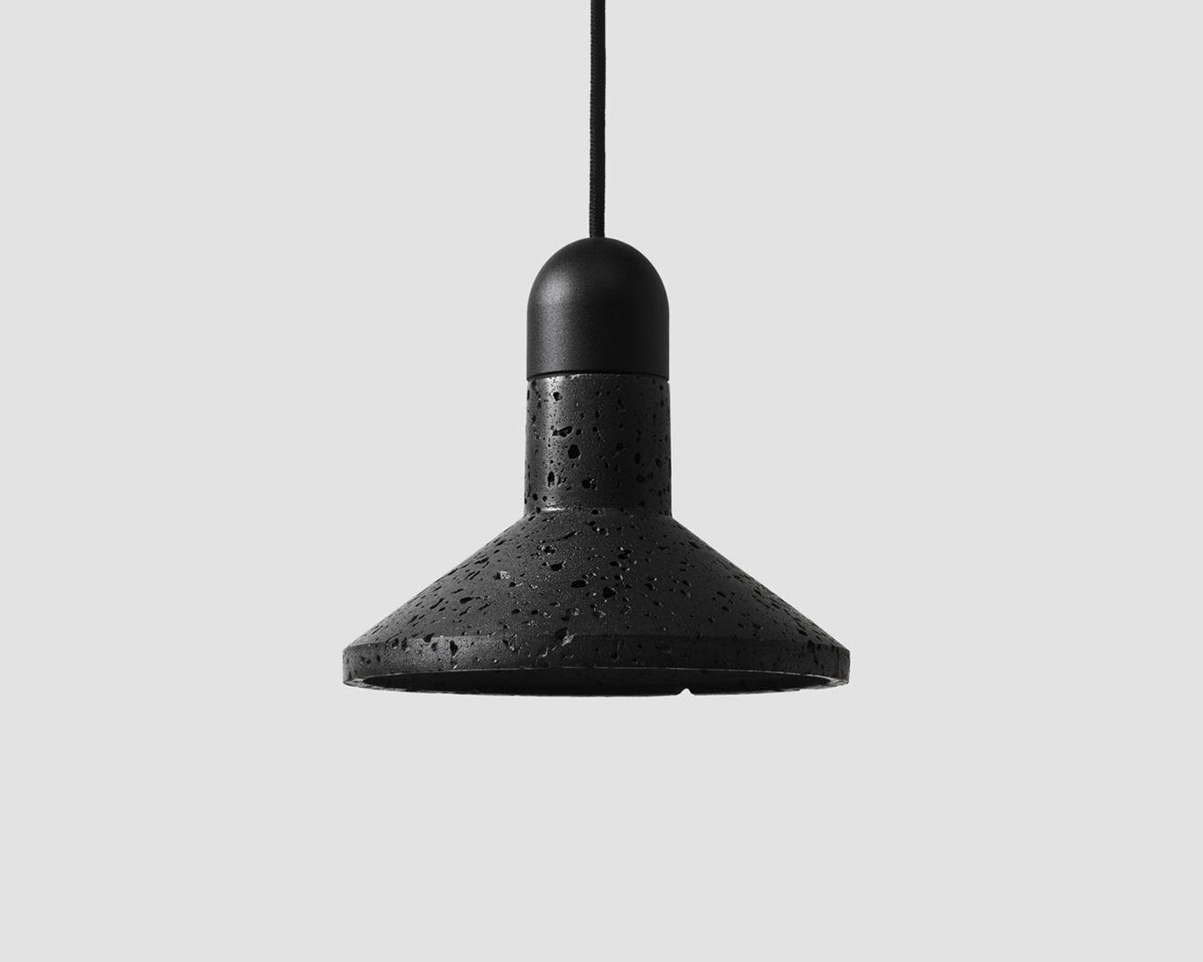 Buzao-Shang-Lava-Stone-Pendant-Lamp-Savannah-Bay-Gallery