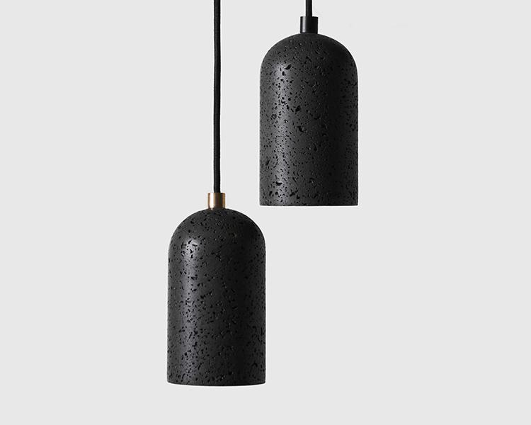 Buzao-U-Lava_Stone_Pendant-Lamp-Savannah-Bay-Gallery_2 2