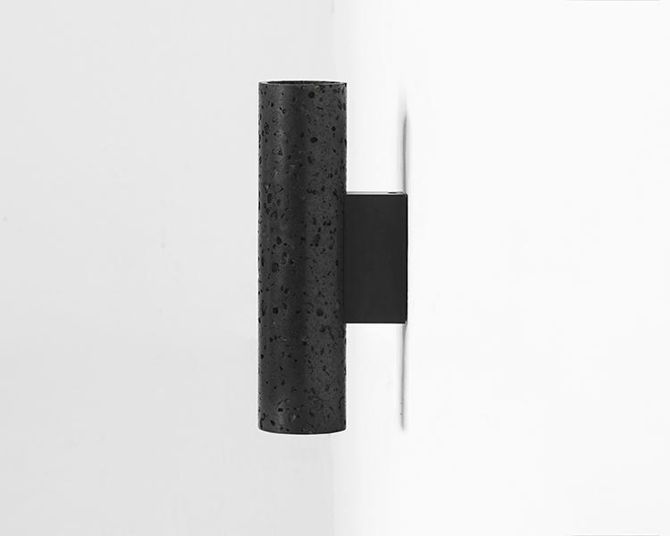 Buzao-W01_Lava_Stone_Pendant-Lamp-Savannah-Bay-Gallery