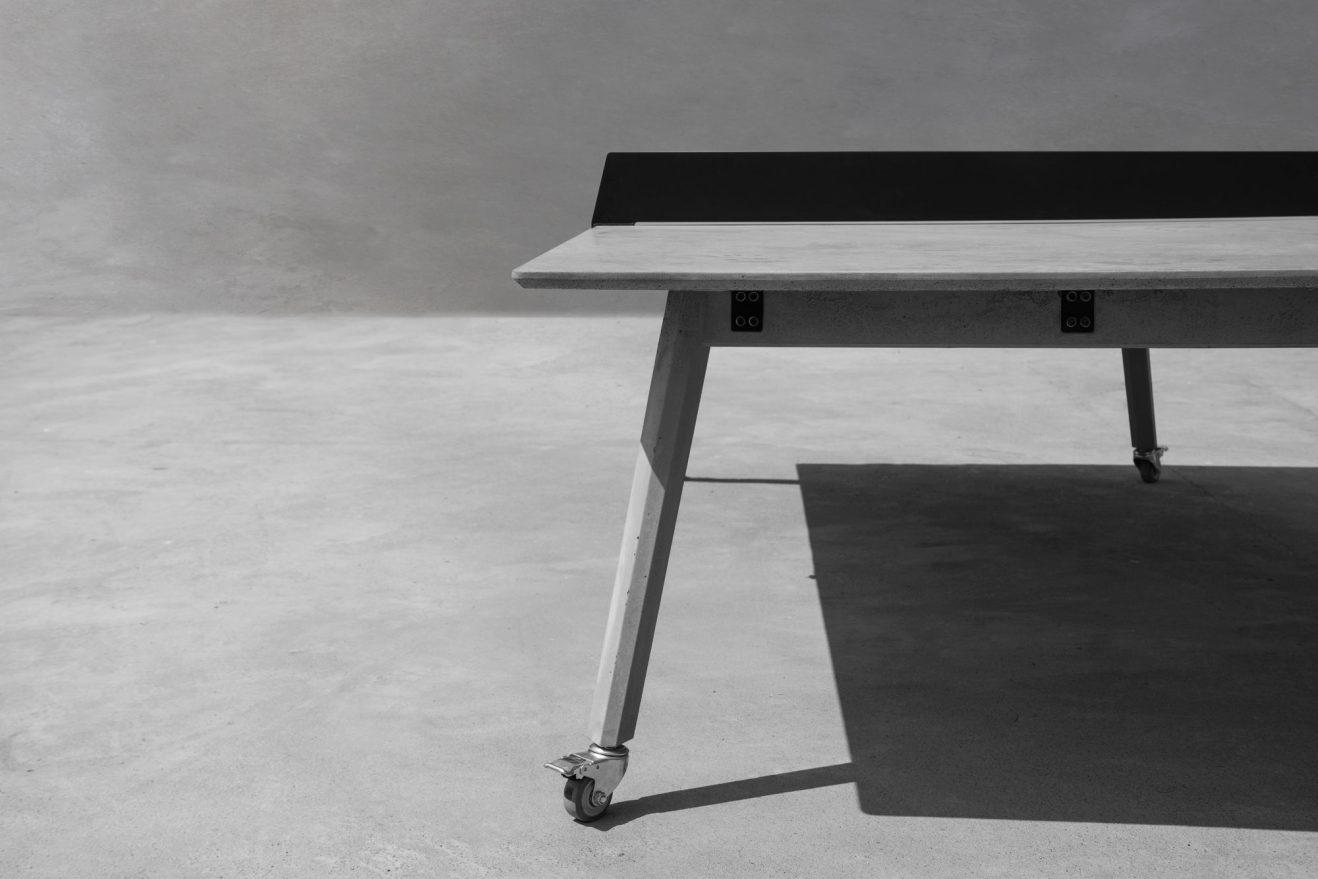 ZHONG table de ping-pong par Bentu Design 2