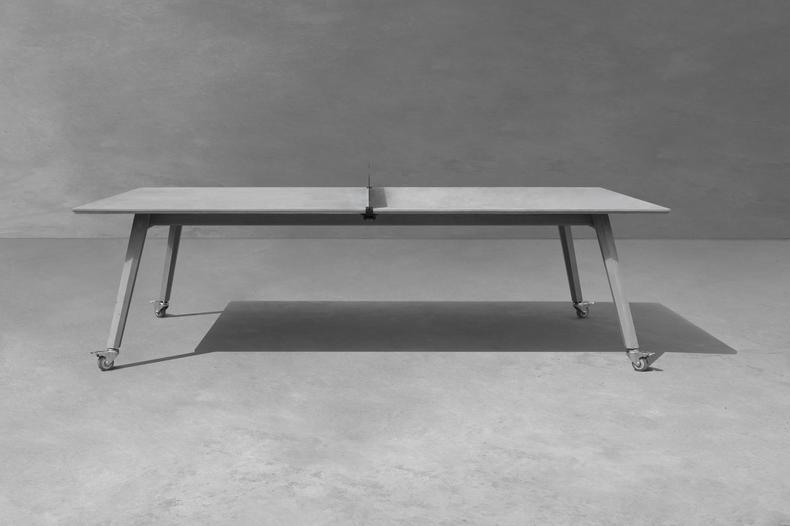 ZHONG Ping-Pong Table by Bentu Design 3