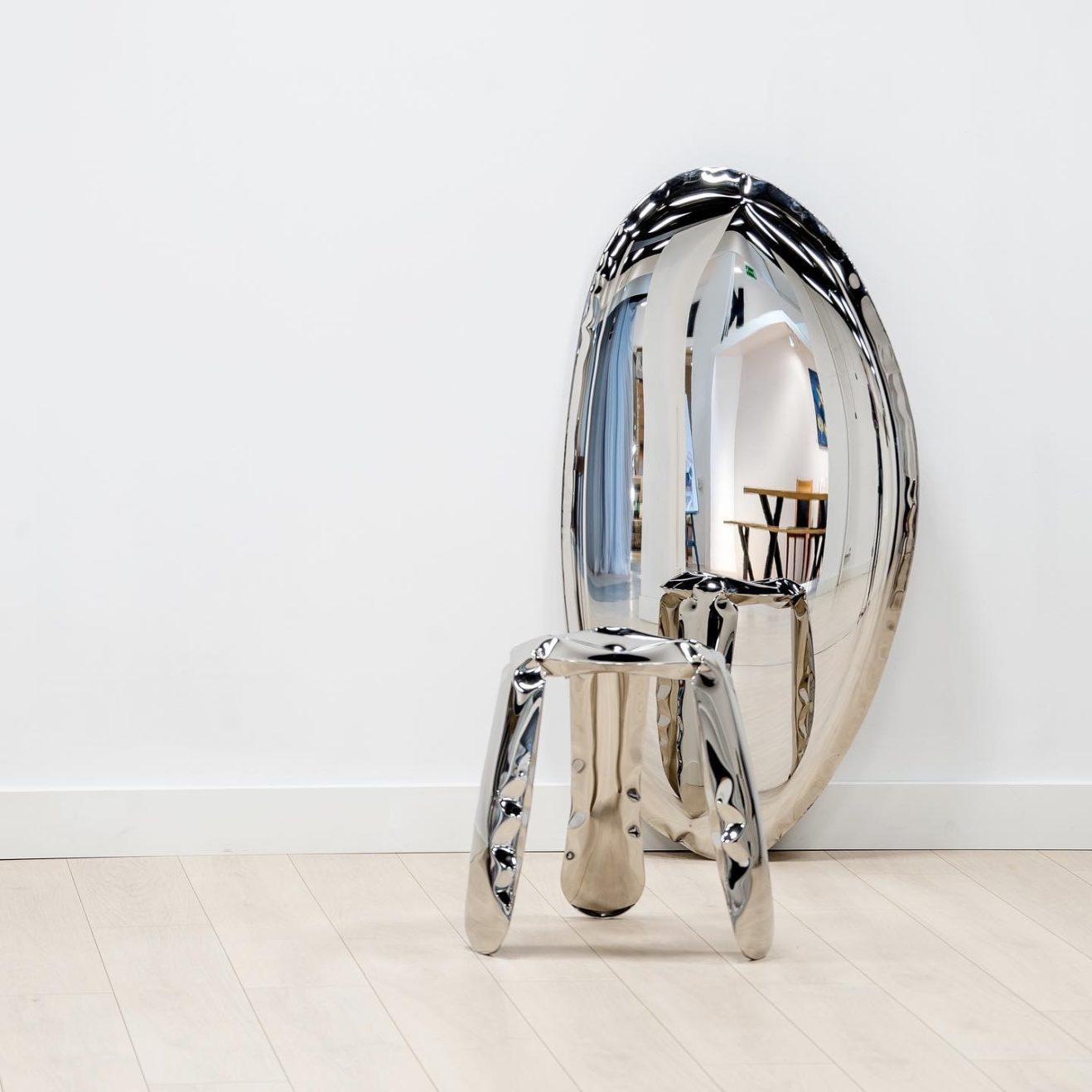 Zieta Prozessdesign Tafla mirror d
