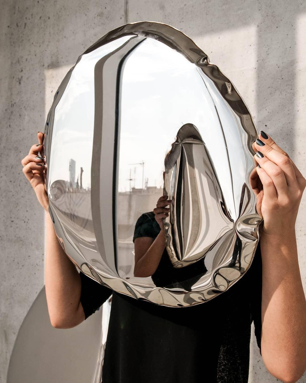 Zieta Prozessdesign Tafla mirror c