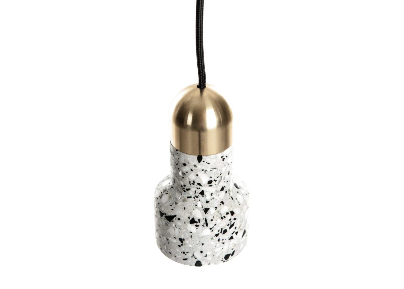 Suspensions QIE Terrazzo par Bentu Design 1