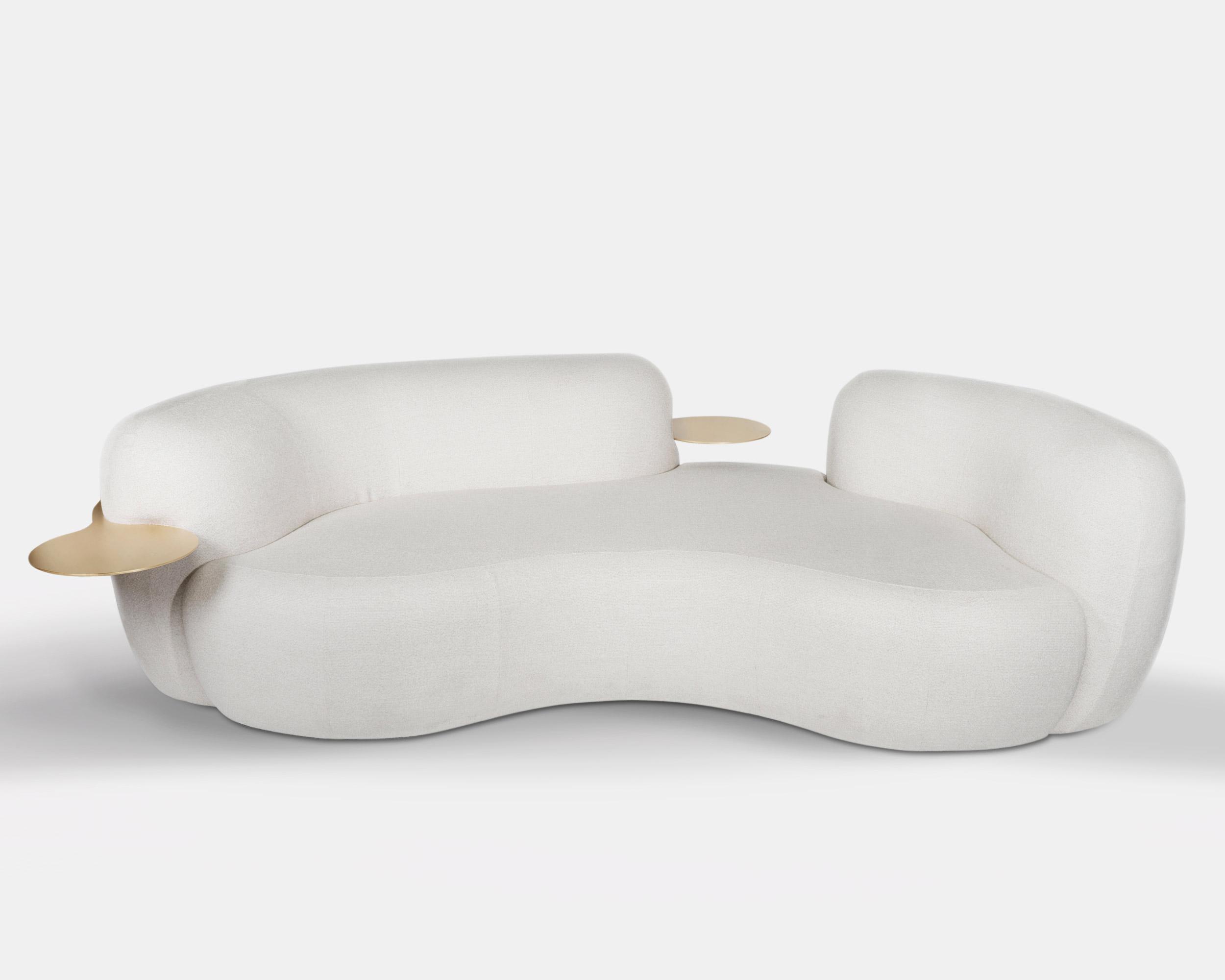 Tateyama Sofa Signed By Artefatto