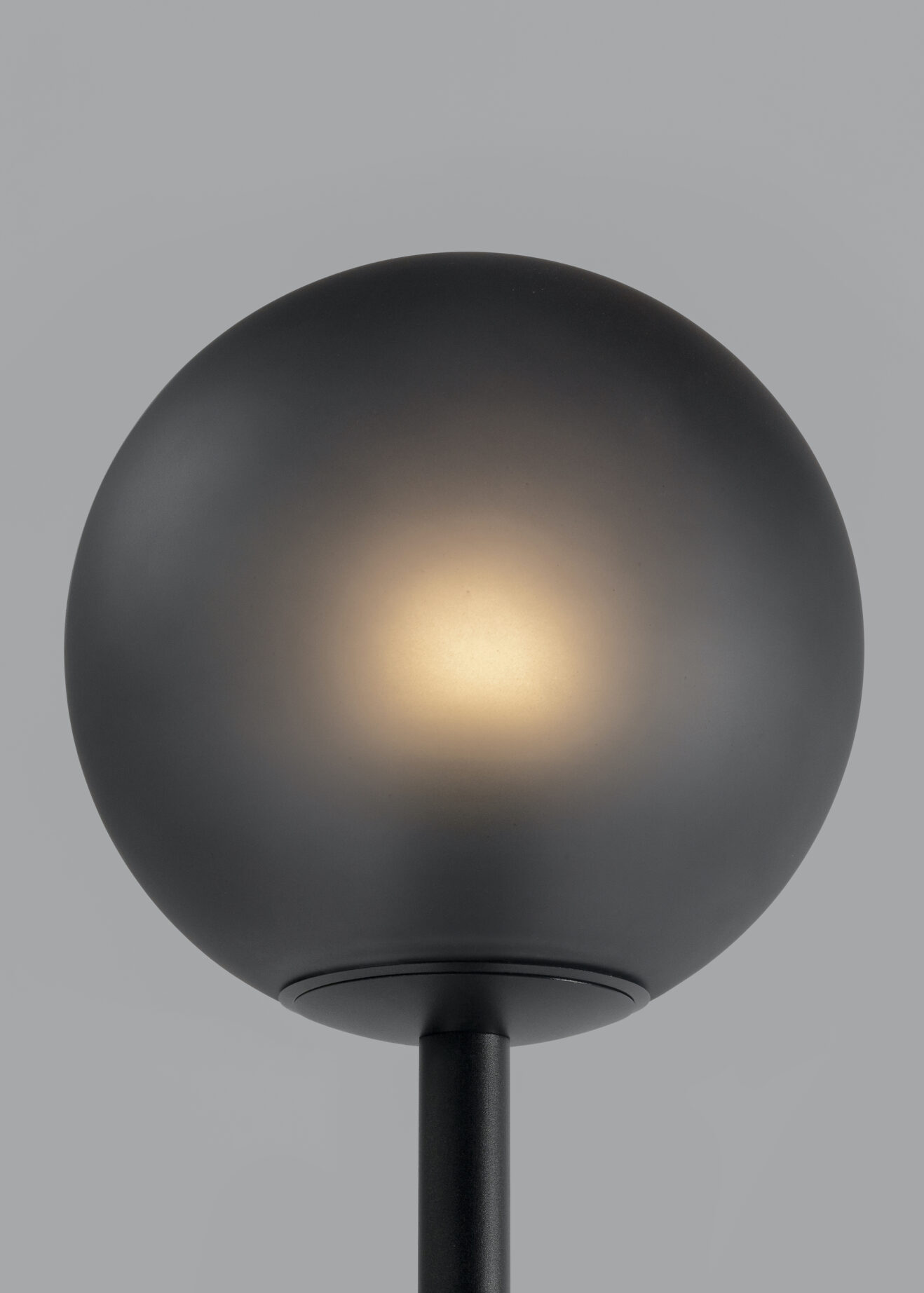 Floor Lamp '8' (black terrazzo) by Bentu Design 1