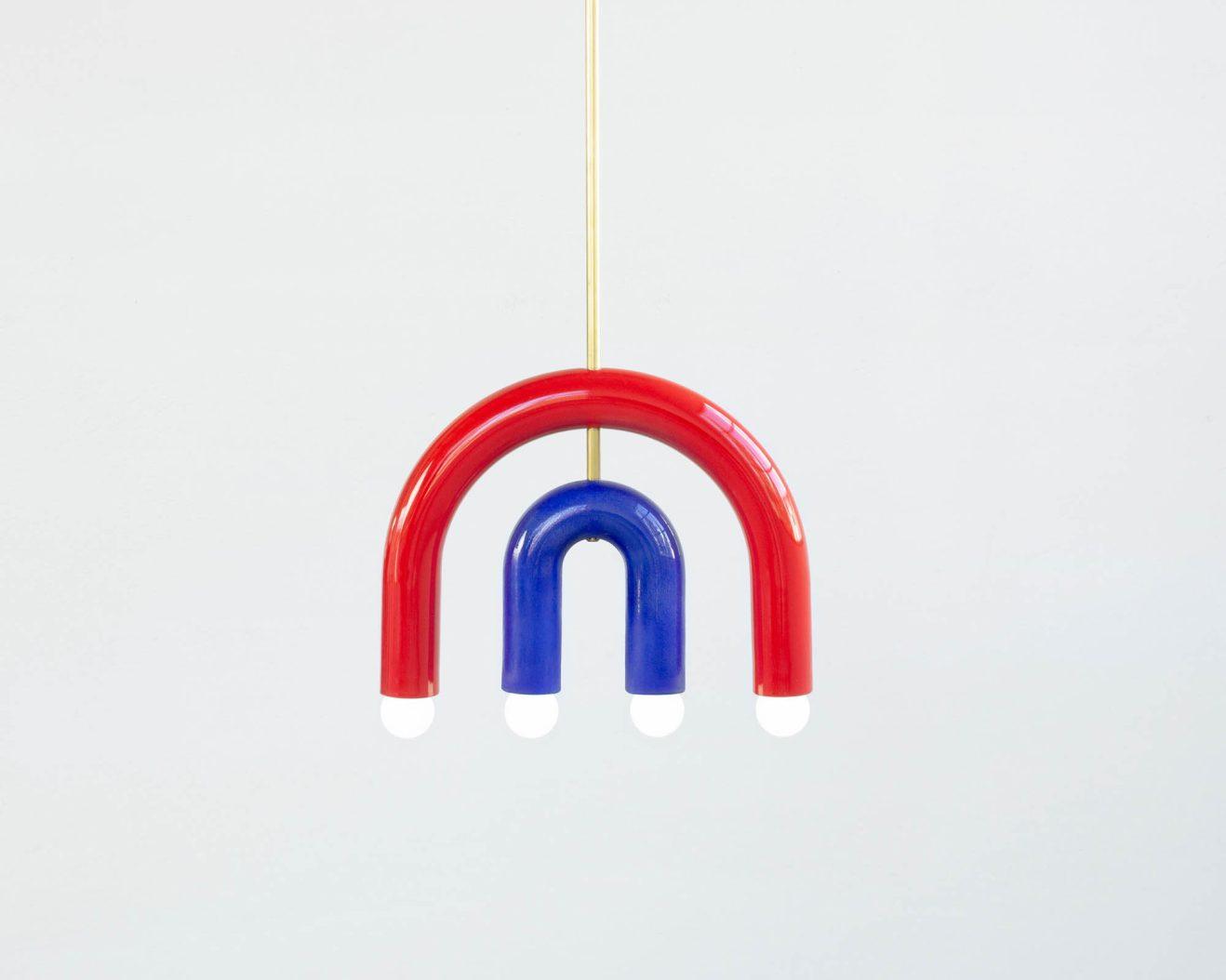 Pani-Jurek-Pendant-Lamp-TRN-C1-blue-red