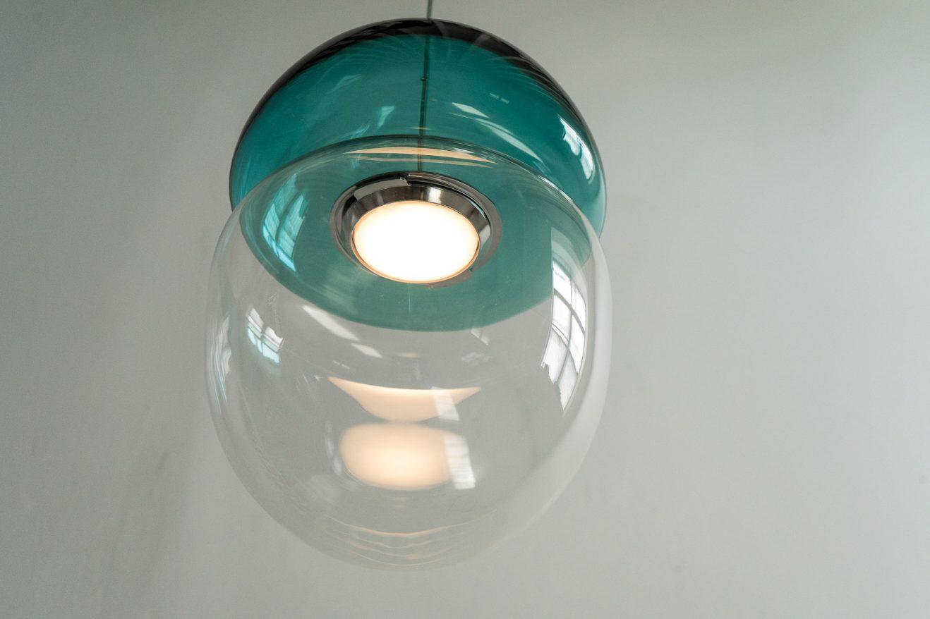 Pendant lamp Dew + Drop by Ocrùm 1