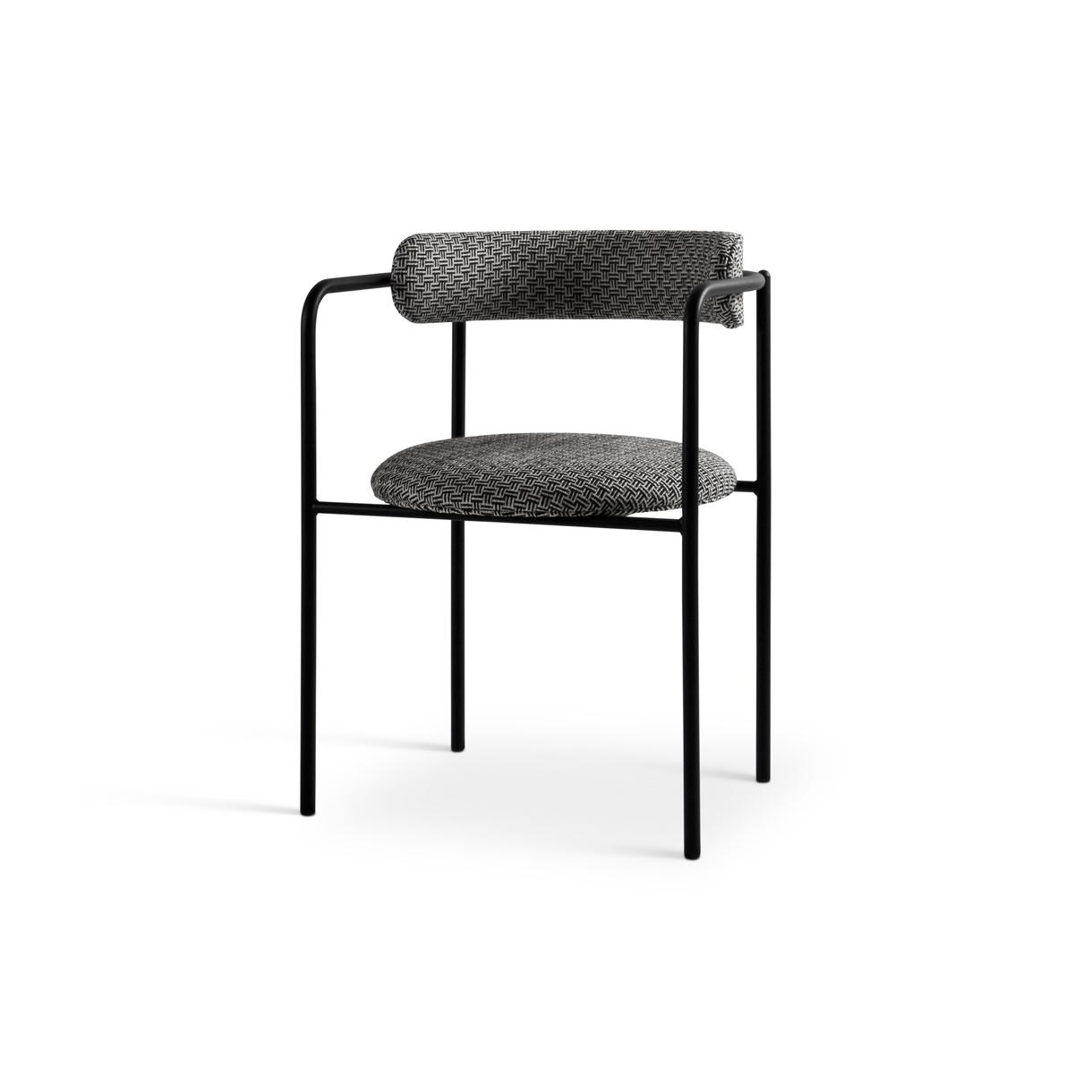 Chaise FF 4 pieds par Friends & Founders (textile) 2