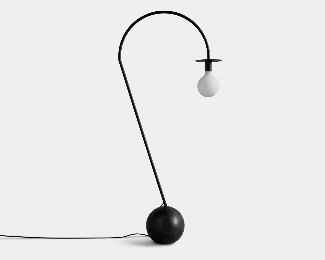 Friends&founders-La Lampe-Floor-Lamp-Opal