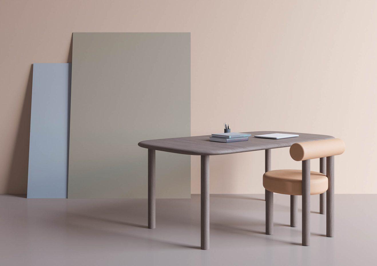 Chair Gropius CS2 by Noom 2