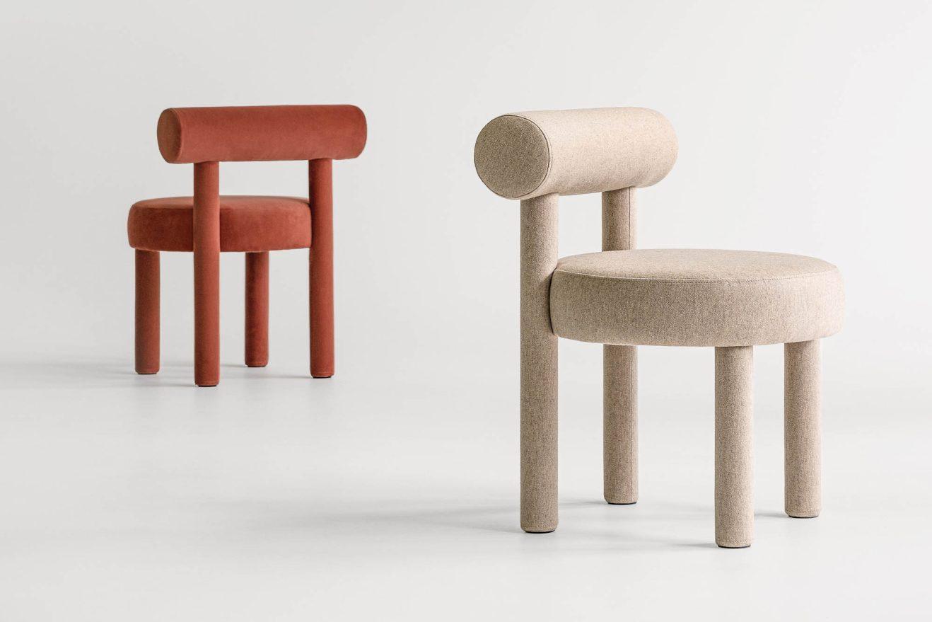 Chair Gropius CS1 by Noom 1