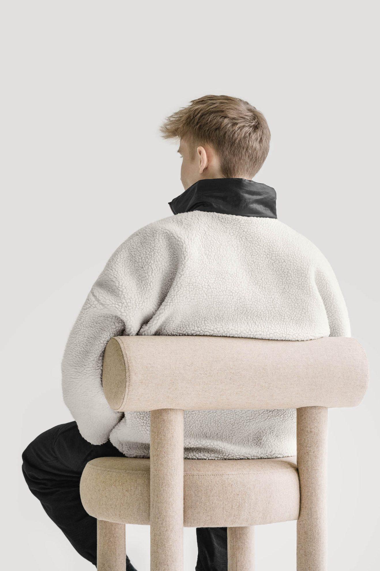 Chair Gropius CS1 by Noom 2