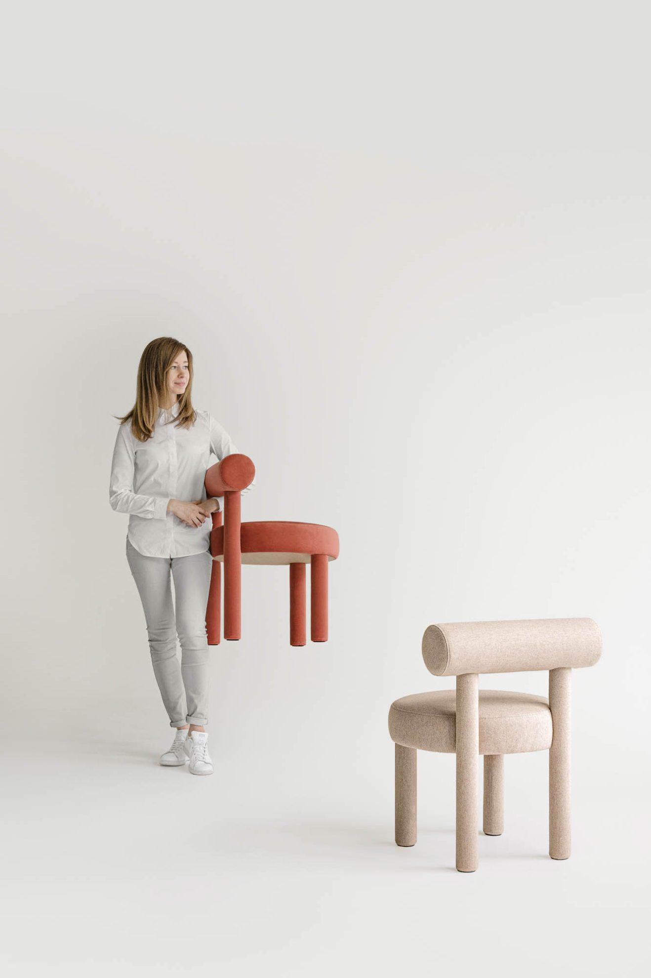 Chair Gropius CS1 by Noom 3