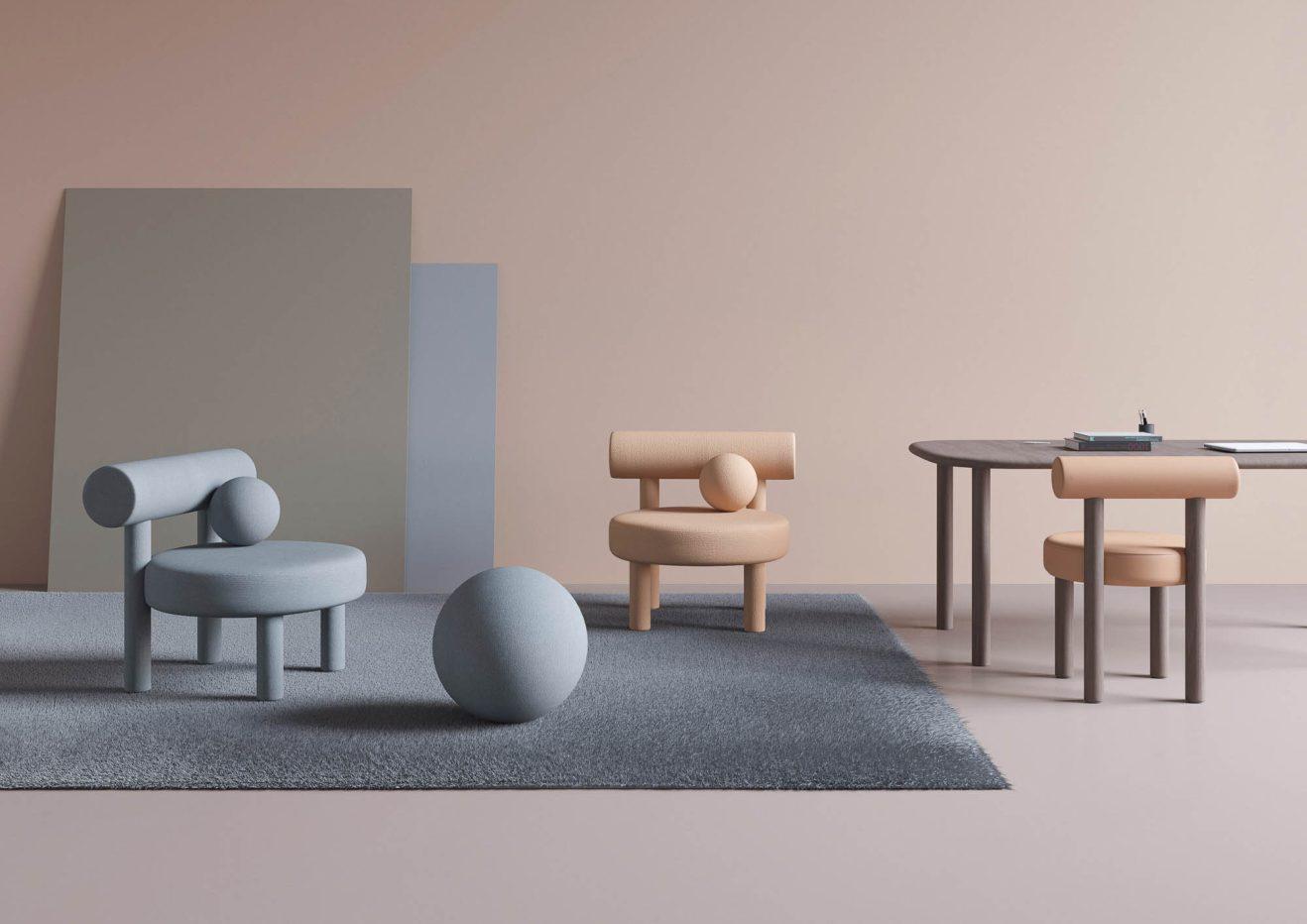 Chair Gropius CS2 by Noom 1