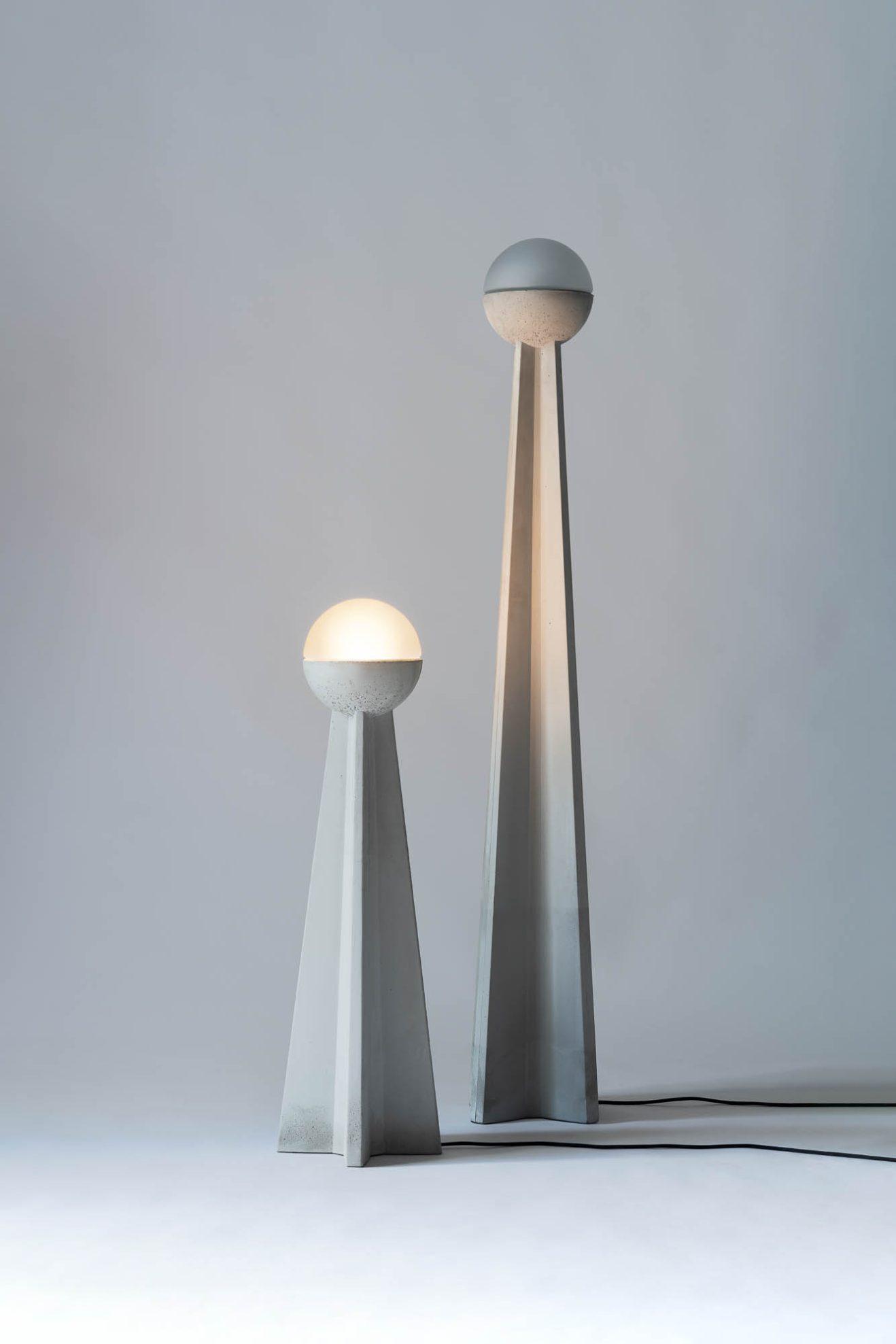 Floor lamp NIE by Bentu Design 2