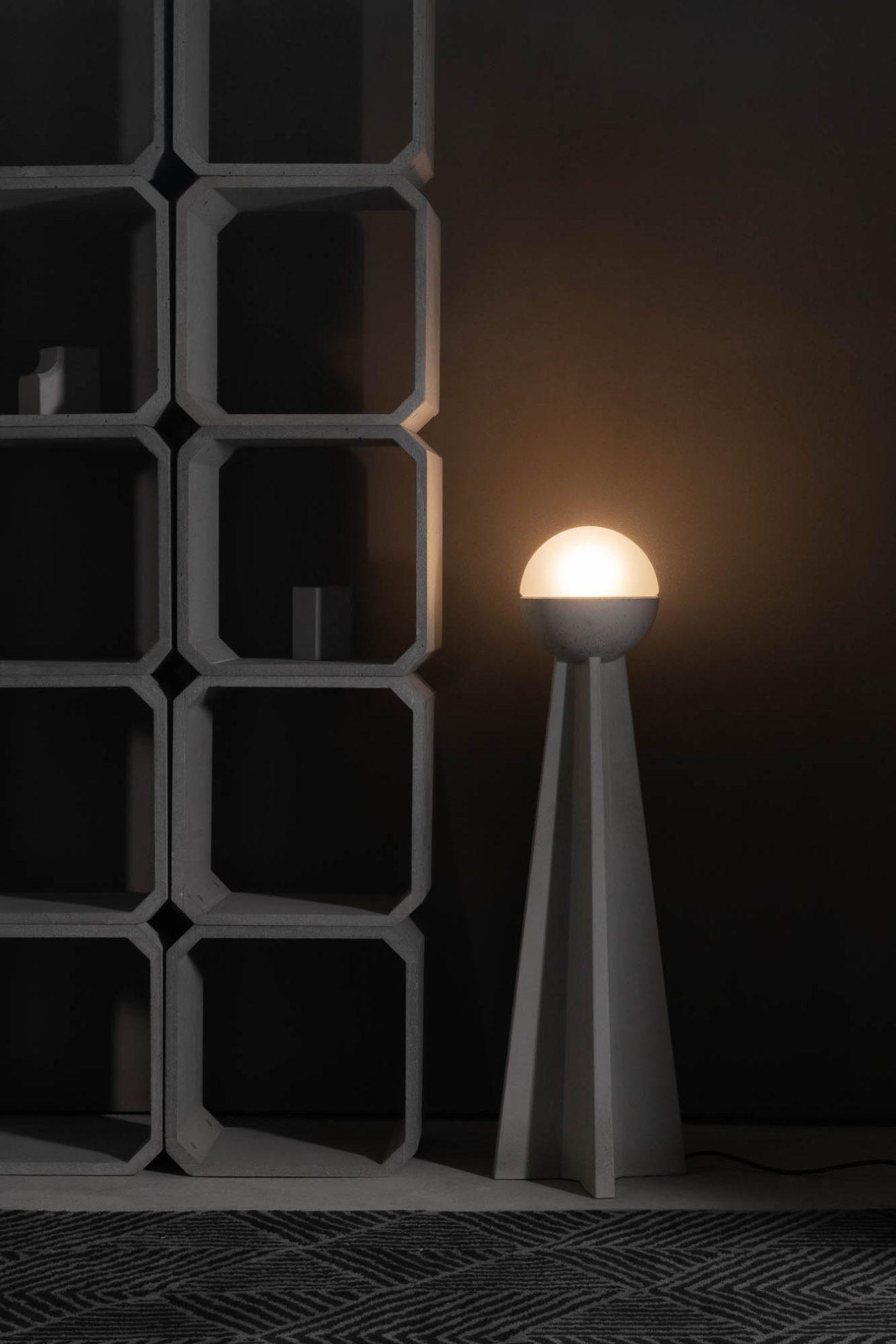 Floor lamp NIE by Bentu Design 4