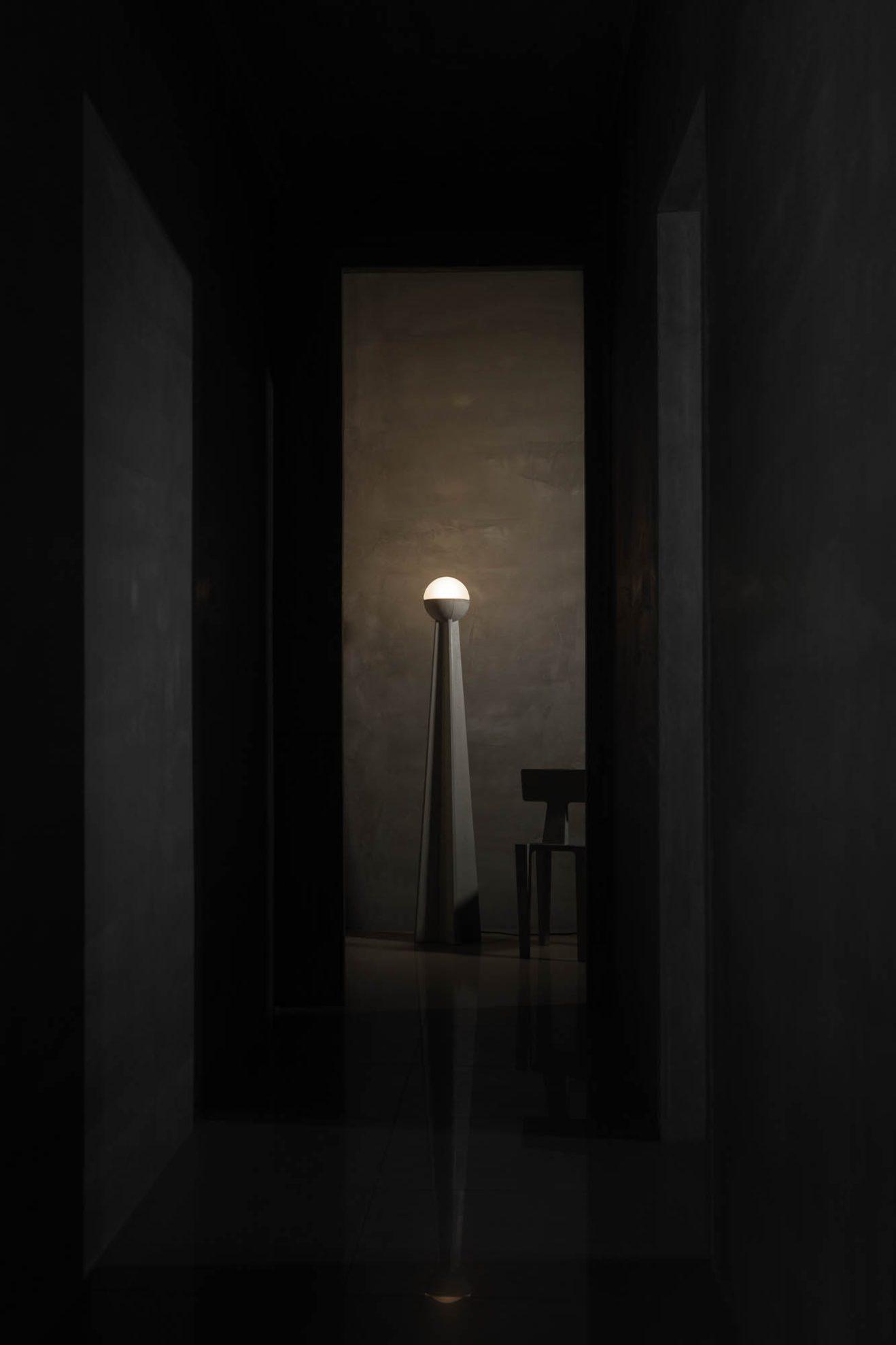 Floor lamp NIE by Bentu Design 1