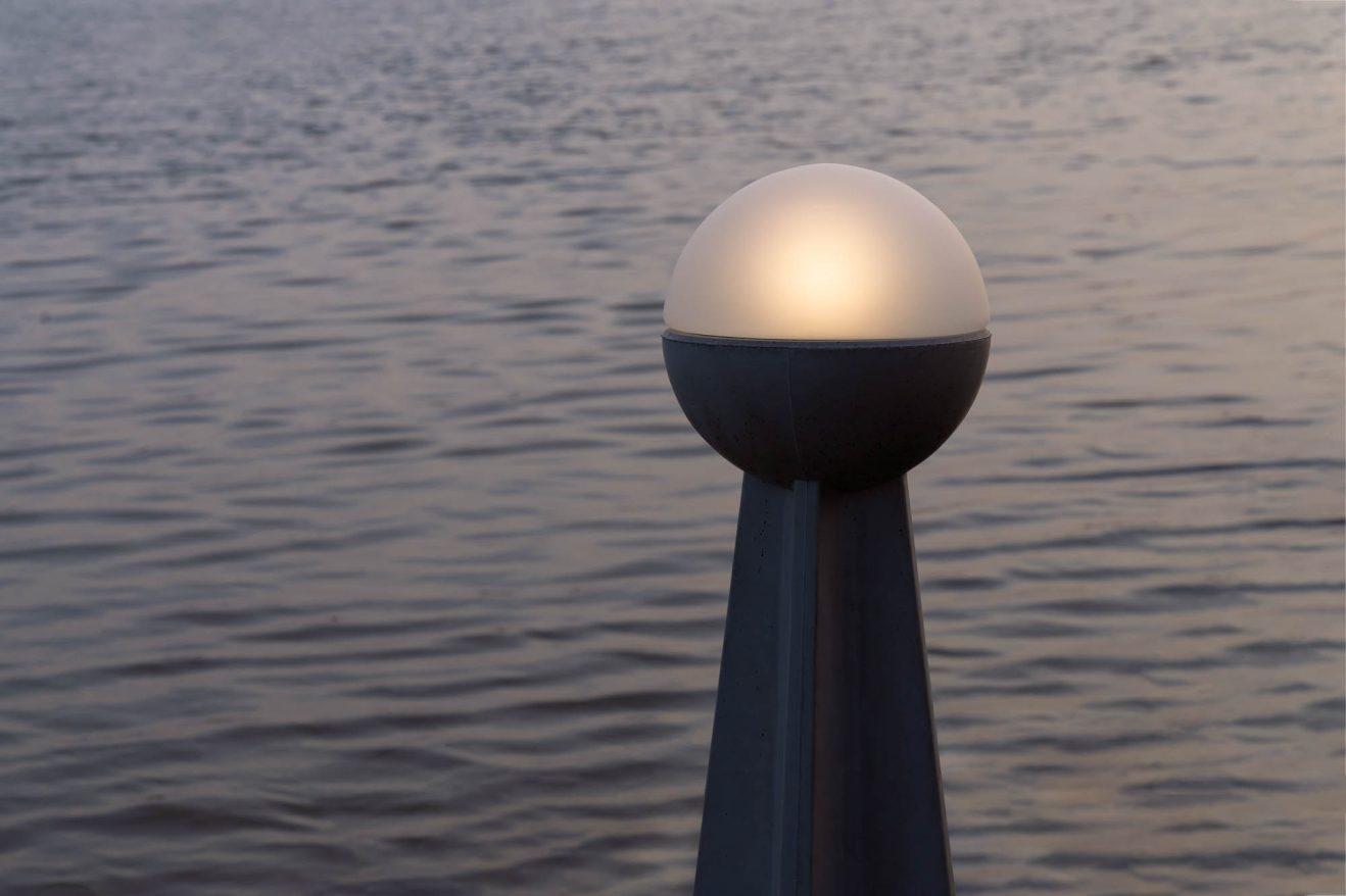 Floor lamp NIE by Bentu Design 3
