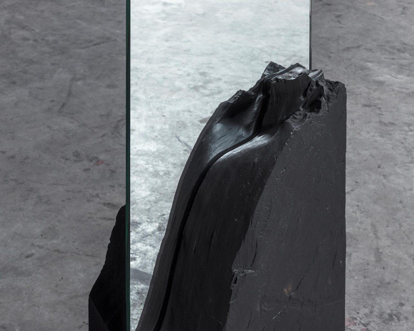Frederic-Saulou-Farouche-Mirror-Savannah Bay Gallery-2