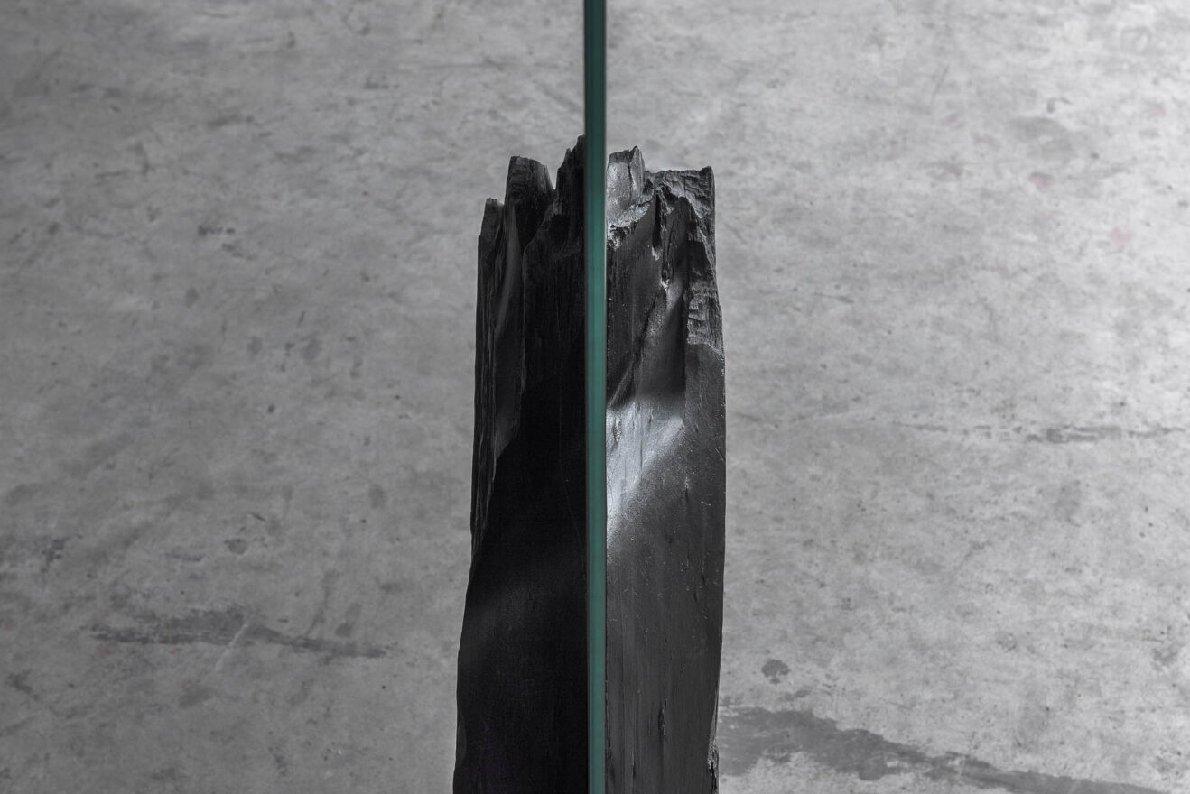 Frederic-Saulou-Farouche-Mirror-Savannah Bay Gallery-3