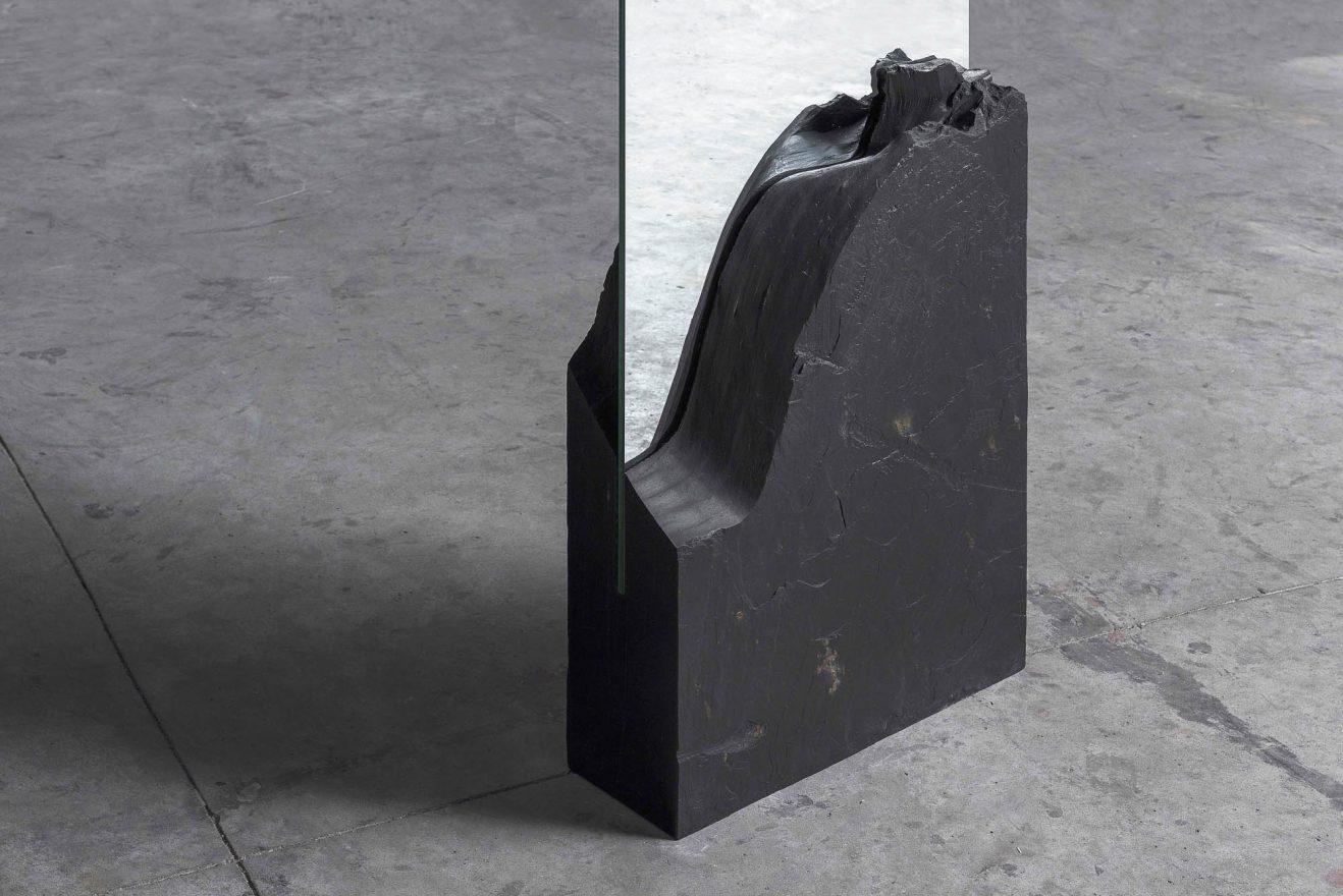 Frederic-Saulou-Farouche-Mirror-Savannah Bay Gallery-5