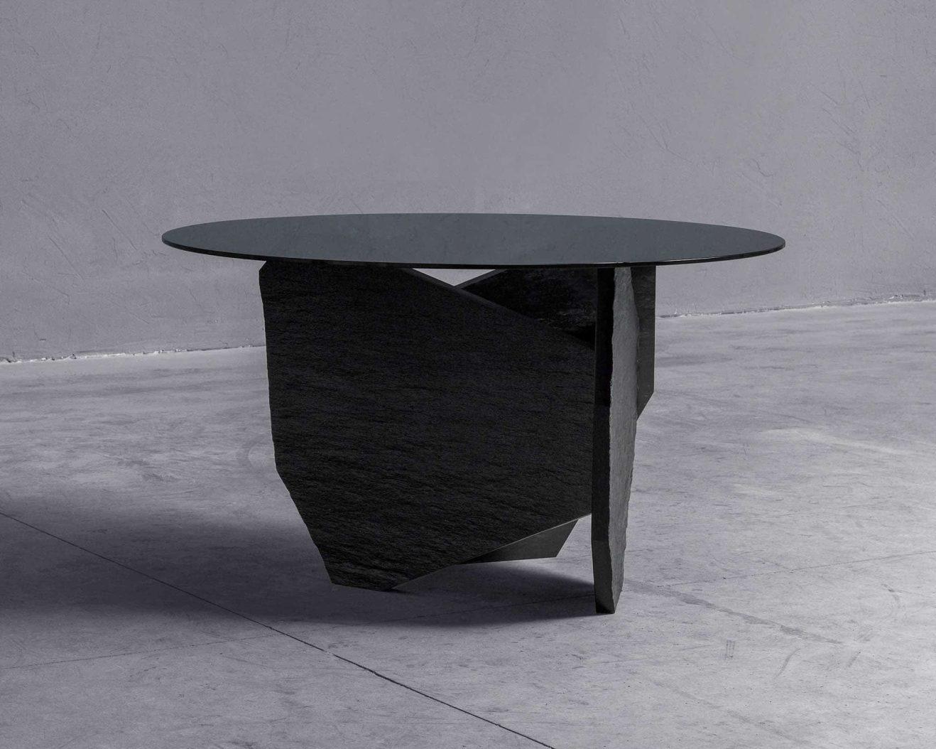 Frederic-Saulou-Fragmente-Dining Table-Savannah Bay Gallery-2