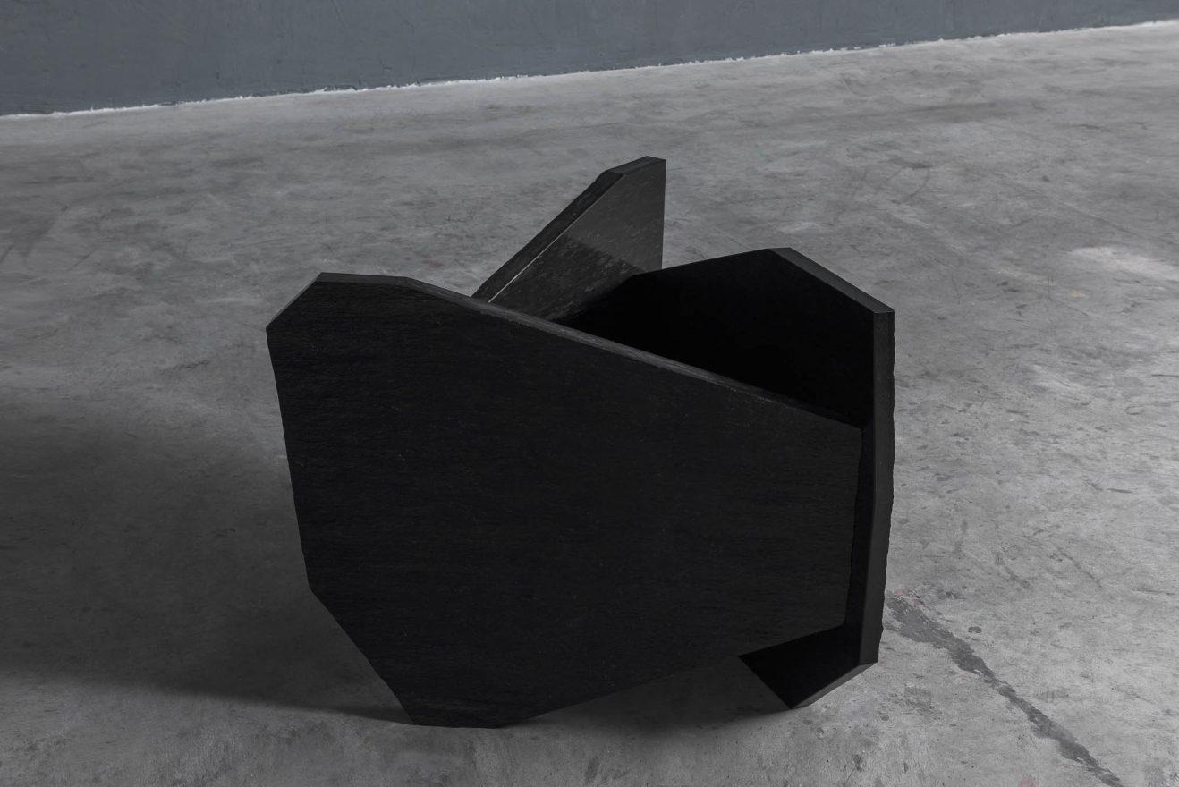 Frederic-Saulou-Fragmente-Dining Table-Savannah Bay Gallery-5