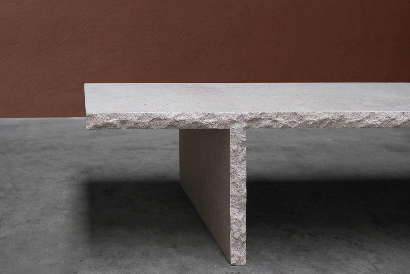 Frederic-Saulou-Frustre-Coffee Table-Savannah Bay Gallery-6