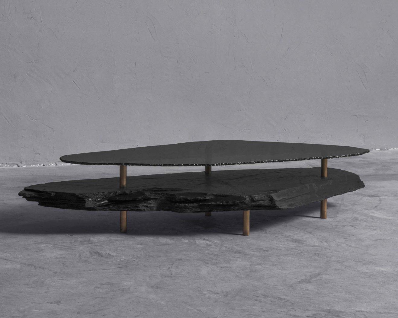 Frederic-Saulou-Hardie-Coffee Table-Savannah Bay Gallery-1
